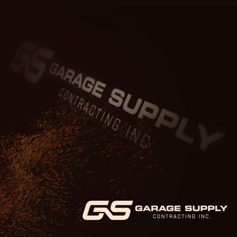 Branding Company for Garage Supply