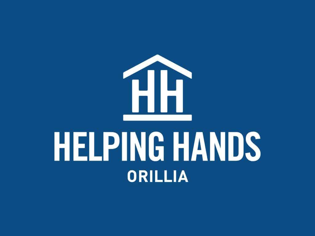 Helping Hands Orillia Logo